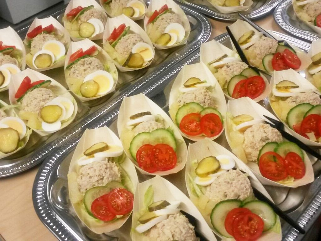 Joop's; Salades; bolletjes; 4;3