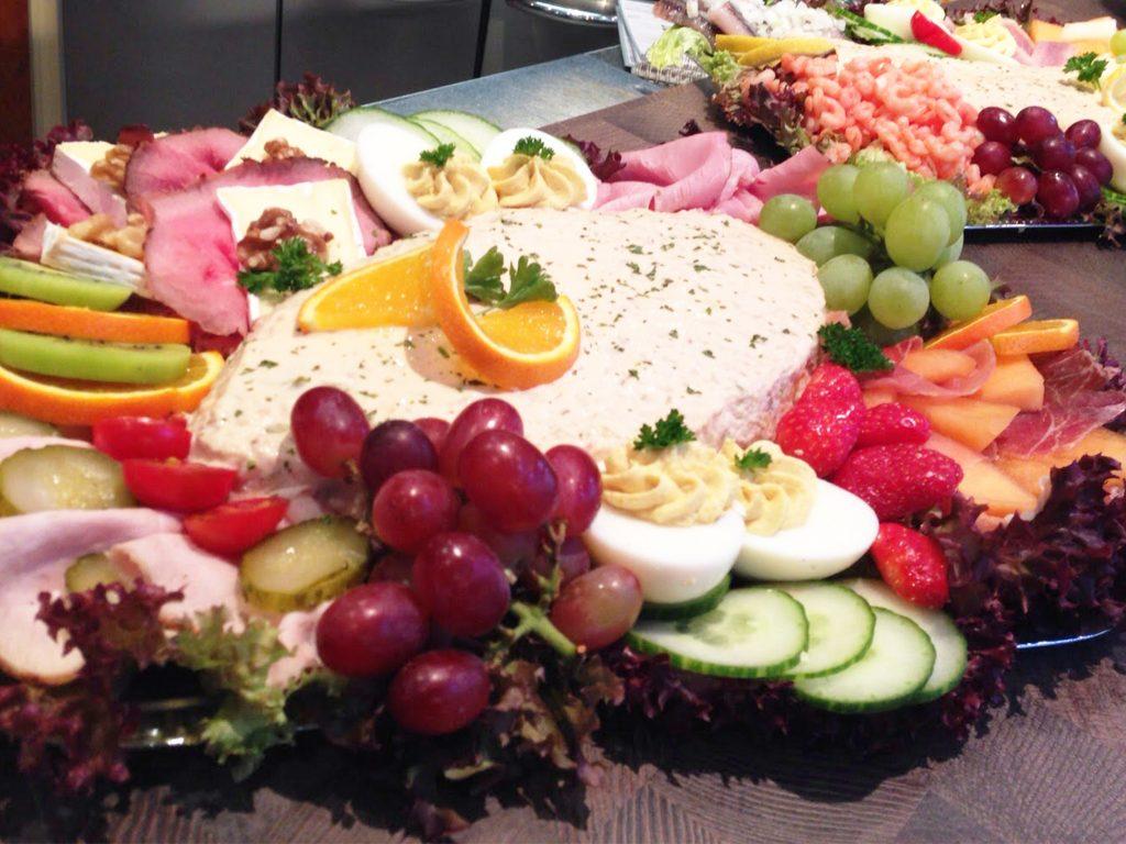 Joop's; Salades; opgemaakte salades; 4;3A